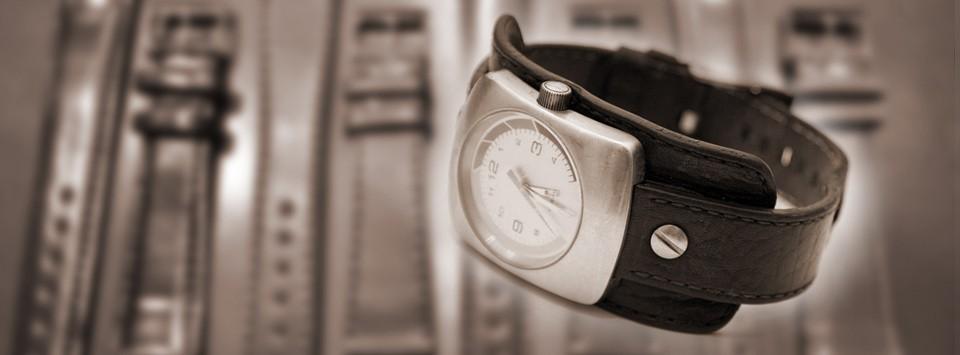 Новый ремешок – новые часы